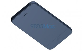 New leaks of iPhone 5se diagrams, power button relocated