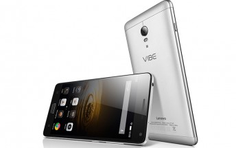 Lenovo Vibe P1 Pro goes official as P1 Turbo
