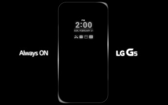 LG confirms Always ON feature for LG G5, still teasing us