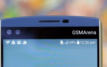 LG G5 to come with a secondary ticker display