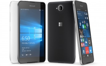 Microsoft Lumia 650 is official: aluminum and Windows 10 for $200