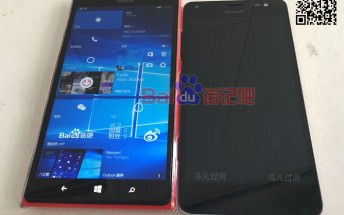 Live images of an alleged Microsoft Lumia 650 XL raise all sorts of questions