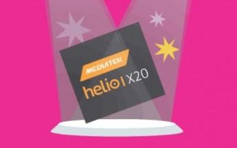 Helio X20 doesn't overheat, CPU enters octa-core Cortex-A53 mode past a certain temperature