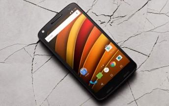Motorola Moto X Force now £300 in the UK, £180 off