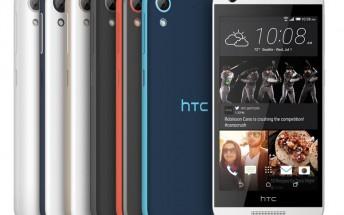 HTC unveils new Desire 626 version in India