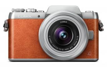 Panasonic announces LUMIX GF8 for selfie lovers