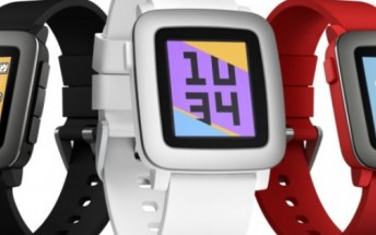 Pebble Time gets price cut, now available for $115