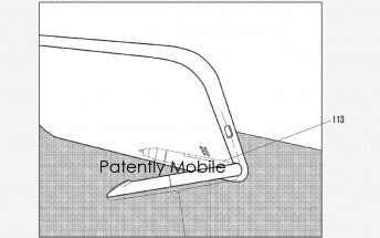 Samsung patent reveals plan to turn S Pen into a transforming kickstand
