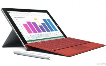 Microsoft Surface 3 drops to £319 in UK