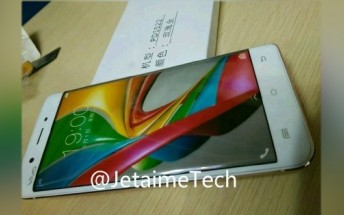 Vivo XPlay 5 with 6GB RAM spotted for the first time in a live shot