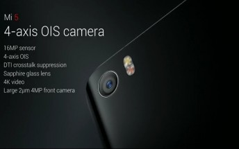 Watch just how good is the new Xiaomi Mi5's OIS