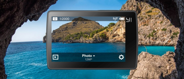 Yi 4K Action Camera review: Better GoPro for less - GSMArena