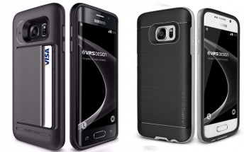 Need a case for your Galaxy S7 or S7 edge? Verus has 'em starting at $5