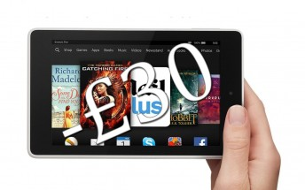 Amazon Deals: £30 off Fire HD 6, €40 off Paperwhite