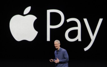 Apple Pay's adoption rate hits 35% mark in US; service coming to GAP next year