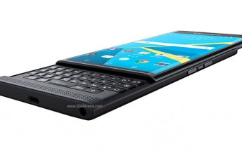 Blackberry Priv now available from Verizon
