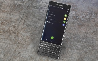 BlackBerry Priv's UK price drops to £529.99