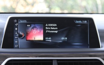 BMW integrates Android apps into 2016 7 Series iDrive