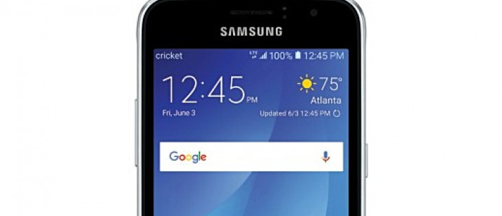 Samsung Galaxy Amp Prime with 5-inch display and Android 6 0