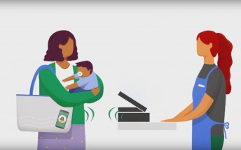 Google is piloting a Hands Free mobile payment service, no need to take phone out