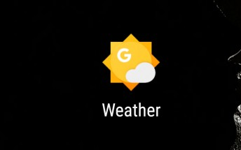 Google Now makes weather card available as a shortcut on your home screen