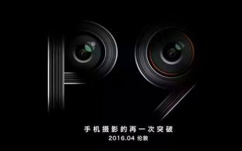 First official Huawei P9 teaser confirms dual camera setup