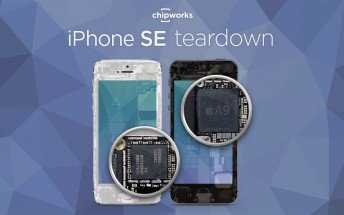 iPhone SE teardown shows hardware ranging from iPhone 5 to 6s