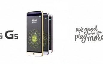 LG outs TV ad for the G5, confirms April 1 release date
