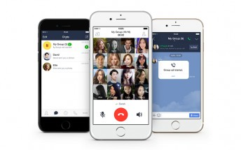 LINE introduces new group calls for up to 200 people