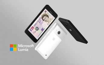 Microsoft Lumia 550 price drops to £20. Yep, £20