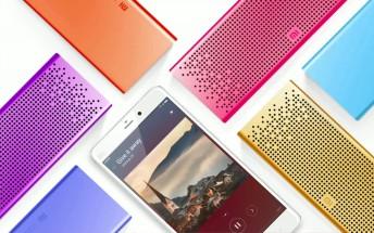 Xiaomi announces Mi Bluetooth speaker for India