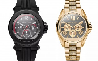 Michael Kors gets into the smartwatch game with an Android Wear offering