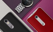 Deal: Buy Moto X Pure Edition or Droid Turbo 2 and get free Moto 360 (2014)