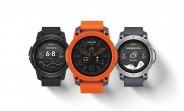 Nixon aims at surfers and snowboarders with its Mission Android Wear watch