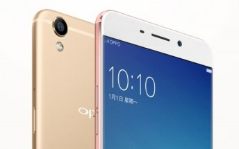 Oppo tops offline sales in China thanks to the F1 Plus