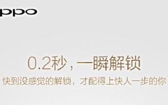 Oppo's upcoming R9 to feature a fingerprint scanner that unlocks in 0.2 seconds