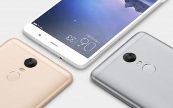 Xiaomi launches Redmi Note 3 in India