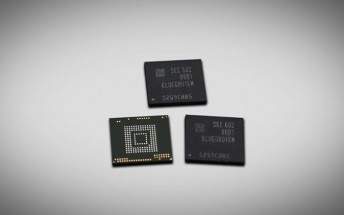 Samsung starts producing 256GB storage chips for mobile devices, Note6 winks