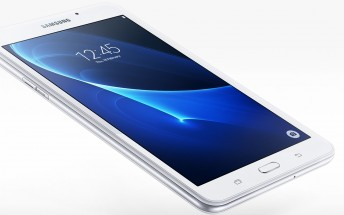 Samsung quietly outs the Galaxy Tab A (2016)