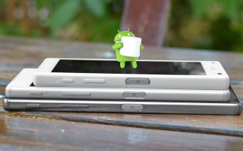 Sony is seeding an early Marshmallow build to Z3, Z3 Compact and Z2 Xperia Beta participants