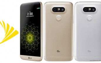Sprint LG G5 pre-orders go live March 24 with launch aimed at April 1
