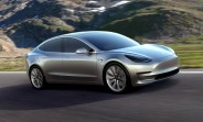 Tesla announces Model 3, starts at $35,000