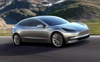 Tesla announces Model 3, starts at $35,000