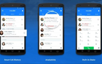 Truecaller gets dialer, availability status, and new UI
