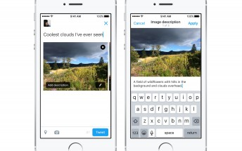 Twitter update brings image description for the visually impaired