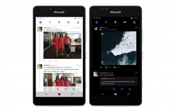 Twitter for Windows 10 now available on mobile