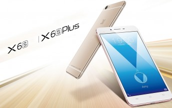 Audiophile-targeted vivo X6S and X6S Plus are now official