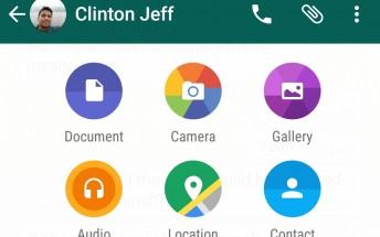 WhatsApp update adds PDF sharing