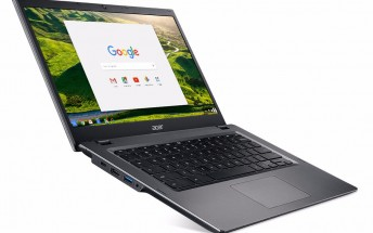 Acer says its new Chromebook 14 for Work is the fastest ever