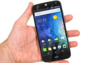 Acer Liquid Z630S hands-on